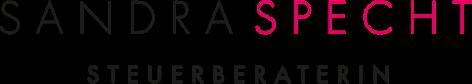 Steuerberaterin Sandra Specht Logo